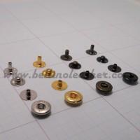 스프링도트10mm&둥근캡(10set) [가죽공예]