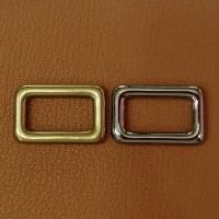 Brass사각링25mm(2colors) [브라스 가죽공예]