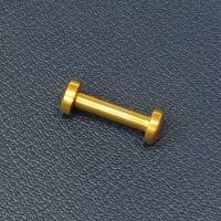 플랫 아령장식L 22mm [가죽공예]